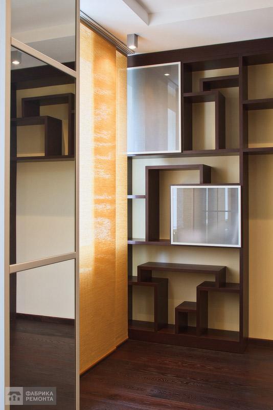 Гостиная. Шкаф - стенка