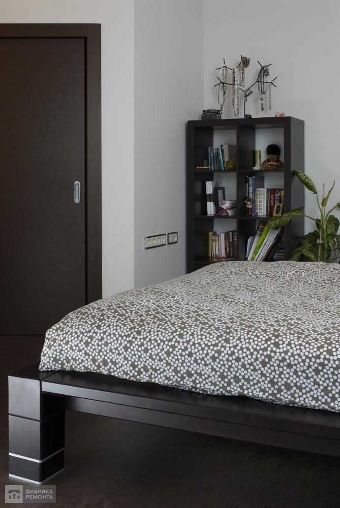 Спальня сбоку