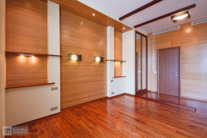 Спальня хозяев в тайском стиле