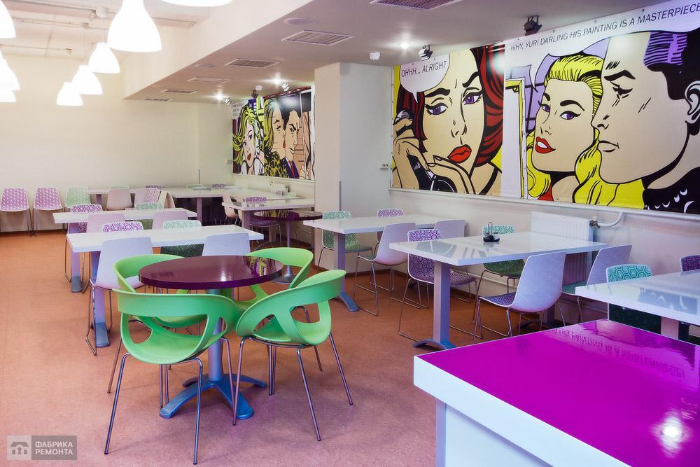 Проектирование кафе: ключевые моменты создания нового