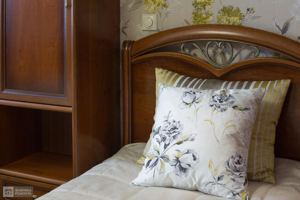 Детская спальня. Текстильный декор