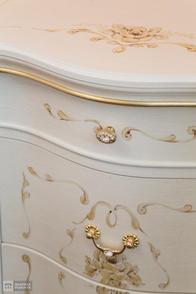 Хозяйская спальня. Мебель Florence Art (Италия)