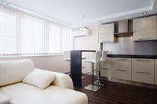 Квартира-студия на Ленинградском проспекте