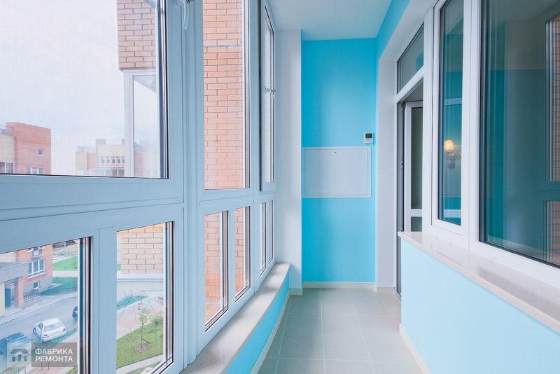 Оформление балконов и лоджий: каждый квадратный сантиметр - .